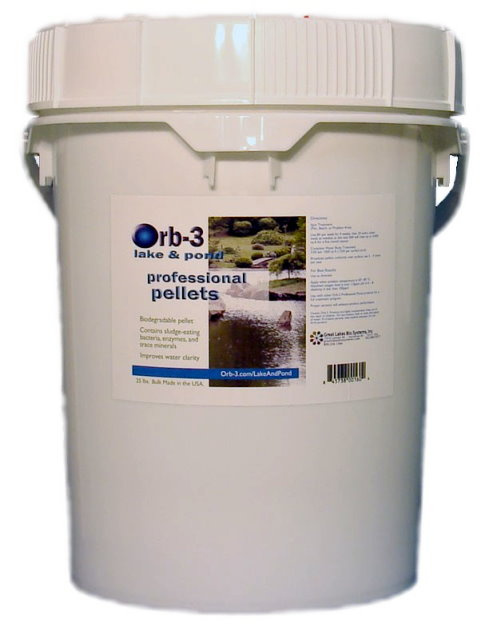Muck Removal Pellets all natural