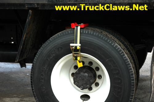 Truck Claws Snow Tire Chain Traction Cleat