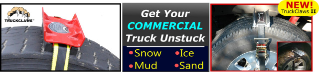 Truck Claws Commercial Truck Tire Traction