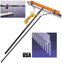 Long Reach Lake Rake - Beach Rake - Big Beach Rake